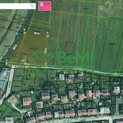 Na predaj pozemok v lukratívnej časti mesta Poprad - Spišská Sobota pre domovú výstavbu 037-14-LUC