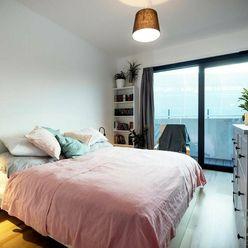 2-izbový priestranný byt, prenájom, Bajkalská, Nové Mesto, Bratislava