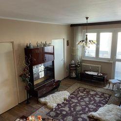 Na predaj 4 izbový byt na Ružinskej ul