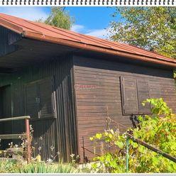 REZERVOVANÉ !!  ID  2663  Predaj: záhradná chatka, osada Baňa.