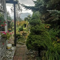 Rodinný dom s veľkou záhradou v Kysuckom Novom Meste