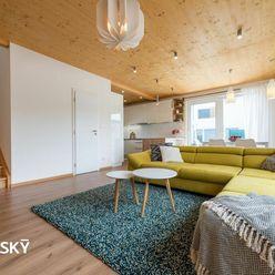 5i rodinný dom ꓲ 128 m2 ꓲ SOKOLOVCE ꓲ bývanie inšpirované škandinávskym životným štýlom
