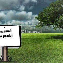 TIMA Real - Ponúka stavebné pozemky v obci Jablonec
