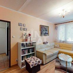 REZERVOVANÉ - 3D virtuálobhliadka – 1,5 izbový byt, Košice Západ, Košice II, Terasa, Kežmarská 18