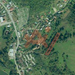 Predám slnečný pozemok v lokalite Horná Mariková (ID: 103526)