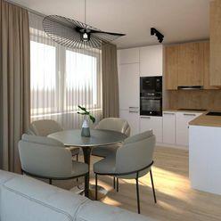 3 izbový byt v novostavbe s parkovaním, Piešťany