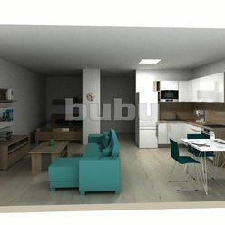 Predaj nový - zariadený 1 izb. byt 36,15 m2, Martin - Podháj