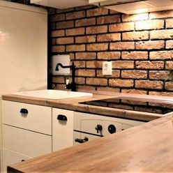 CASMAR RK - *CENTRUM* Mlynské Nivy - Dizajnový 1-izbový byt v centre