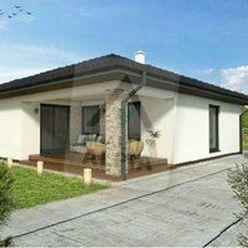 NOVOSTAVBA - 4 izbový bungalov len 12km od Považskej Bystrice