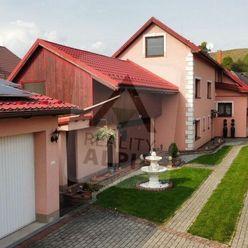 Zrekonštruovaný dvojgeneračný rodinný dom v obci Liptovské Sliače