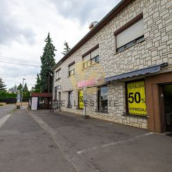 NA PRENÁJOM – Obchodné/kancelárske priestory, Jelenecká - Nitra