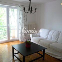 PRENÁJOM  3 izbový  zariadený byt - centrum, Nitra