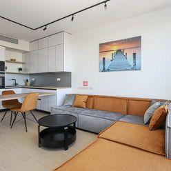HERRYS - na prenájom nadštandardný 2 izbový byt, navrhnutý dizajnérom