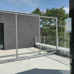 Novostavba 2i-bytu s veľkou terasou