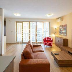 REZERVOVANÉ Investičný 2i byt,49 m2,zariadený,s balkónom,Obchodná ul.