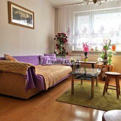 Ponúkame veľký útulný 1 izbový byt v mestskej časti Záturčie