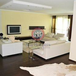 3 izbový byt s TERASOU, novostavba, ul.Tupého, kompletne zariadený