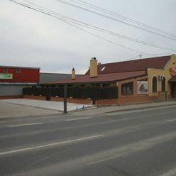 Reštaurácia s možnosťou prestavby - PREDAJ, BA-II Vrakuňa