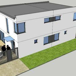 Exkluzívne PNORF – novostavba 4i RD, 115 m2, 169 m2, terasa, Sereďská cesta, Šulekovo - Hlohovec