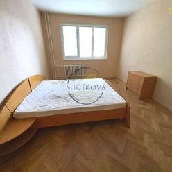 REZERVOVANÉ! Predáme 3-izb. byt, Wilsonovo nábrežie, Nitra - Kalvária