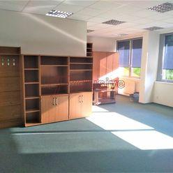 Veľký moderný kancelársky priestor v Bratislave
