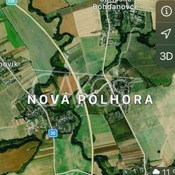 Stavebné parcely Košice okolie