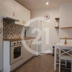 2-izbový byt Galeria City, 4 posch., loggia, 40 m2, orientácia východ