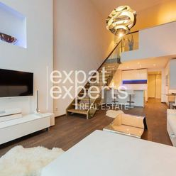 Luxusný 2i byt, 80m2, klimatizácia, parkovanie, Eurovea