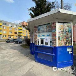 Na predaj novinový stánok vo výbornej lokalite na Inoveckej