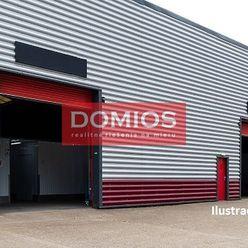 Predaj výrob. komplexu (10.200 m2, poz. 14.700 m2, nakl. rampy, parking)