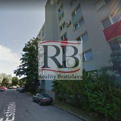 Na prenájom kompletne zrekonštruovaný byt na Estónskej ulici v Podunajských Biskupiciach