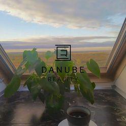 Predaj 1-izbového bytu s krásnym výhľadom v Modre-Kráľovej na Trnavskej ulici.