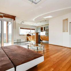 Zariadený 3-izbový byt v novostavbe pri Horskom Parku