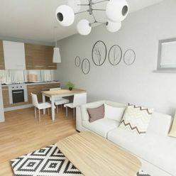 K nasťahovaniu stačí 15% • 2 izbový byt • Ružomberok