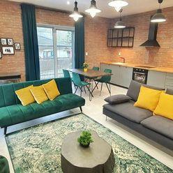 Na prenájom nadštandardný 3-izbový byt