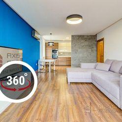 AXIS REAL:: MODERNÝ 3-izbový byt, BA II. Ružinov, ul. Líščie Nivy