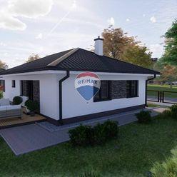 Predaj Domu vo výstavbe 115 m2, Podhorany
