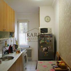 2 izbový byt na Haburskej ulici