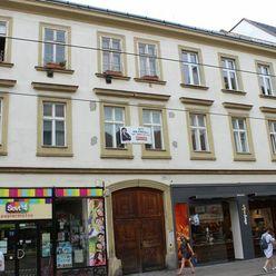 Priestranný 2 izbový byt na Obchodnej ulici, Staré Mesto - Bratislava