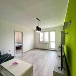 REZERVONANÉ   2 izbový byt, 50 m2 ul. Lúčna - sídl. Žabník - PRIEVIDZA