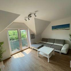 PRENÁJOM 3 izbového podkrovného bytu v rodinnom dome so samostatným vstupom Solivar
