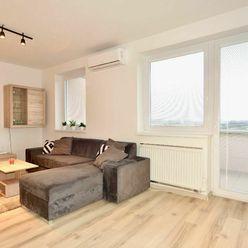 Na predaj priestranný a moderne zariadený 3-izbový byt v Dunajskej Strede