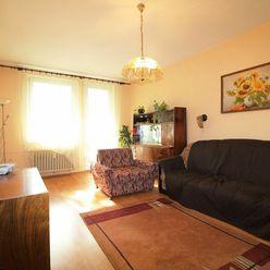 PREDAJ - príjemný 3i byt v pôvodnom stave, Ondrejovova,  Ružinov - BA II.