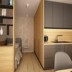 1izbový byt s terasou ŽILINA - Kunerad, novostavba