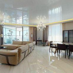 Luxusný byt s panoramatickým výhľadom