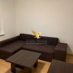 Exkluzívne!!! Pekný 1 izbový byt v Sásovej na prenájom