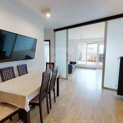 Directreal ponúka 360° VR - ponúkame na predaj moderný, veľký byt (83 m2) s južne orientovanou teras