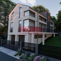 ADOMIS - Predám bezbariérový 5-izb. rodinný dom, vlastný výťah, trojpodlažiami, 2x garáž, 5min pešo