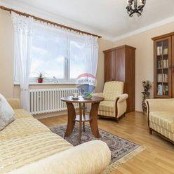 Čiastočne zrekonštruovaný 3 izb. byt v Eliášovciach