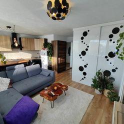 Pekný a štýlový  1 a 1/2 izb. byt pražského typu, Zupkova ul, Furča, OV, 7m2 LODŽIA, 4p, 50m2, výťah